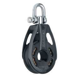 Poleas Harken 57 mm Black Magic