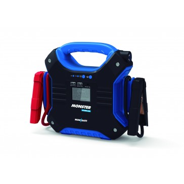 Minibatt MONSTER. Arrancador de batería 35000 mAh