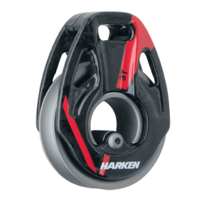 POLEA HARKEN V BLOCK 3.0T single loop - 56 MM - FIBRA DE CARBONO